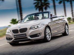 Ver foto 15 de BMW Serie 2 Cabrio 228i Luxury Line F23 2015
