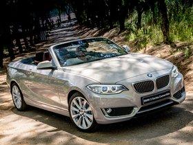 Ver foto 14 de BMW Serie 2 Cabrio 228i Luxury Line F23 2015