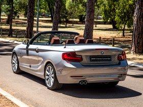 Ver foto 13 de BMW Serie 2 Cabrio 228i Luxury Line F23 2015