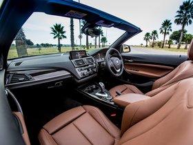 Ver foto 29 de BMW Serie 2 Cabrio 228i Luxury Line F23 2015