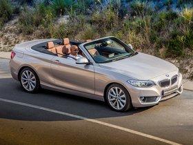 Ver foto 11 de BMW Serie 2 Cabrio 228i Luxury Line F23 2015