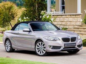 Ver foto 10 de BMW Serie 2 Cabrio 228i Luxury Line F23 2015