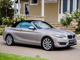 Ver foto 9 de BMW Serie 2 Cabrio 228i Luxury Line F23 2015