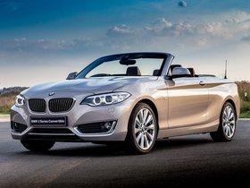 Ver foto 8 de BMW Serie 2 Cabrio 228i Luxury Line F23 2015