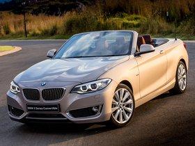 Ver foto 7 de BMW Serie 2 Cabrio 228i Luxury Line F23 2015
