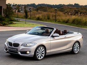 Ver foto 6 de BMW Serie 2 Cabrio 228i Luxury Line F23 2015