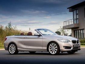 Ver foto 5 de BMW Serie 2 Cabrio 228i Luxury Line F23 2015