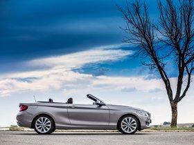 Ver foto 3 de BMW Serie 2 Cabrio 228i Luxury Line F23 2015
