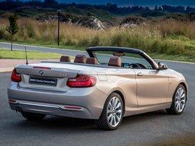 Ver foto 2 de BMW Serie 2 Cabrio 228i Luxury Line F23 2015