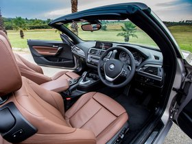 Ver foto 28 de BMW Serie 2 Cabrio 228i Luxury Line F23 2015