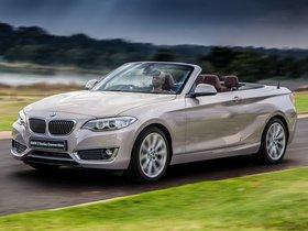 Ver foto 26 de BMW Serie 2 Cabrio 228i Luxury Line F23 2015