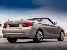 Ver foto 25 de BMW Serie 2 Cabrio 228i Luxury Line F23 2015