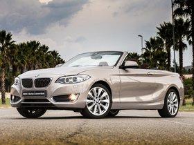 Ver foto 24 de BMW Serie 2 Cabrio 228i Luxury Line F23 2015