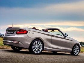 Ver foto 23 de BMW Serie 2 Cabrio 228i Luxury Line F23 2015