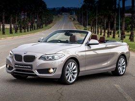 Ver foto 22 de BMW Serie 2 Cabrio 228i Luxury Line F23 2015