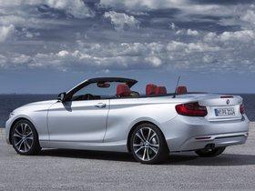 Ver foto 25 de BMW Serie 2 228i Cabrio Sport Line F23 2015