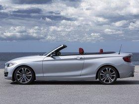 Ver foto 17 de BMW Serie 2 228i Cabrio Sport Line F23 2015