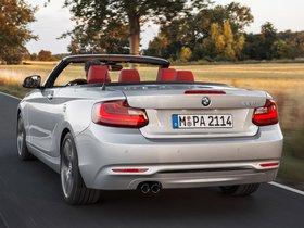 Ver foto 16 de BMW Serie 2 228i Cabrio Sport Line F23 2015