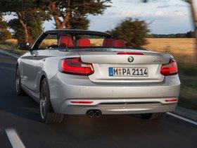 Ver foto 15 de BMW Serie 2 228i Cabrio Sport Line F23 2015