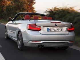 Ver foto 14 de BMW Serie 2 228i Cabrio Sport Line F23 2015