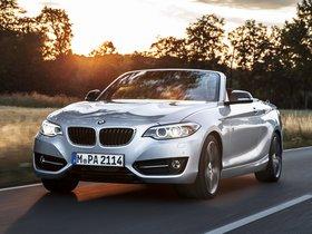 Ver foto 13 de BMW Serie 2 228i Cabrio Sport Line F23 2015