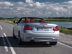 Ver foto 11 de BMW Serie 2 228i Cabrio Sport Line F23 2015