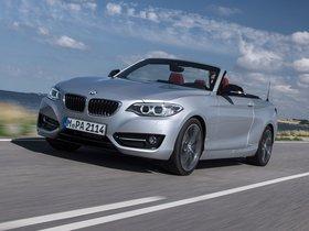 Ver foto 10 de BMW Serie 2 228i Cabrio Sport Line F23 2015