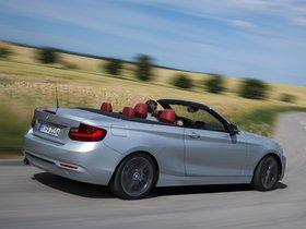 Ver foto 9 de BMW Serie 2 228i Cabrio Sport Line F23 2015