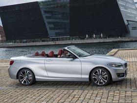 Ver foto 8 de BMW Serie 2 228i Cabrio Sport Line F23 2015