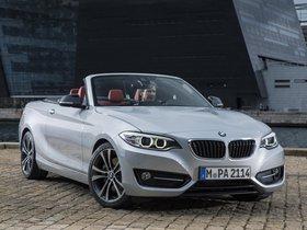 Ver foto 6 de BMW Serie 2 228i Cabrio Sport Line F23 2015