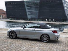 Ver foto 5 de BMW Serie 2 228i Cabrio Sport Line F23 2015