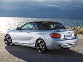 Ver foto 4 de BMW Serie 2 228i Cabrio Sport Line F23 2015