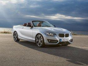Ver foto 2 de BMW Serie 2 228i Cabrio Sport Line F23 2015