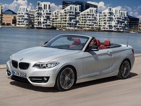 Ver foto 1 de BMW Serie 2 228i Cabrio Sport Line F23 2015