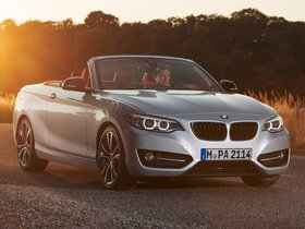 Ver foto 32 de BMW Serie 2 228i Cabrio Sport Line F23 2015