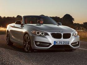 Ver foto 31 de BMW Serie 2 228i Cabrio Sport Line F23 2015
