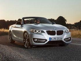 Ver foto 30 de BMW Serie 2 228i Cabrio Sport Line F23 2015