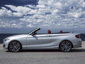 Ver foto 28 de BMW Serie 2 228i Cabrio Sport Line F23 2015