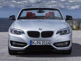 Ver foto 27 de BMW Serie 2 228i Cabrio Sport Line F23 2015