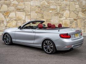 Ver foto 19 de BMW Serie 2 Cabrio 228i Sport Line F23 USA 2015
