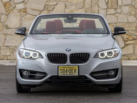 Ver foto 18 de BMW Serie 2 Cabrio 228i Sport Line F23 USA 2015