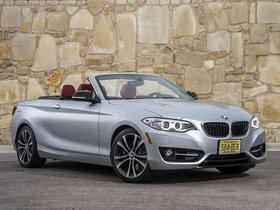 Ver foto 17 de BMW Serie 2 Cabrio 228i Sport Line F23 USA 2015