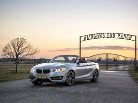 Ver foto 15 de BMW Serie 2 Cabrio 228i Sport Line F23 USA 2015