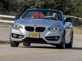 Ver foto 13 de BMW Serie 2 Cabrio 228i Sport Line F23 USA 2015