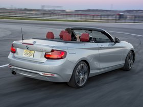Ver foto 12 de BMW Serie 2 Cabrio 228i Sport Line F23 USA 2015