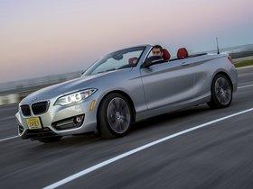 Ver foto 10 de BMW Serie 2 Cabrio 228i Sport Line F23 USA 2015