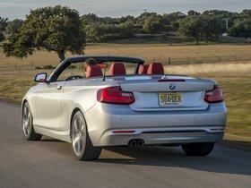Ver foto 8 de BMW Serie 2 Cabrio 228i Sport Line F23 USA 2015