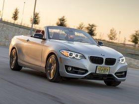 Ver foto 7 de BMW Serie 2 Cabrio 228i Sport Line F23 USA 2015