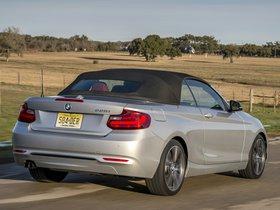 Ver foto 6 de BMW Serie 2 Cabrio 228i Sport Line F23 USA 2015
