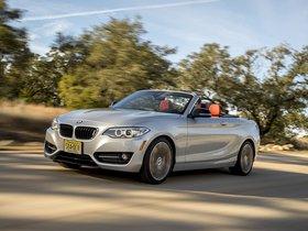 Ver foto 5 de BMW Serie 2 Cabrio 228i Sport Line F23 USA 2015